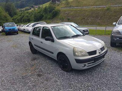 gebraucht Renault Clio Authentique 1,5 dCi