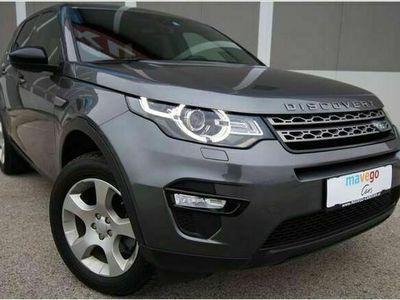 gebraucht Land Rover Discovery Sport 2,0 eD4 *** NAVIGATION/TEMPOMAT/XENON/SPURHALTE **
