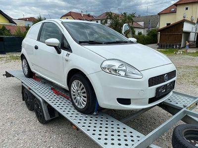 gebraucht Fiat Grande Punto 1,3 Multijet Klein-/ Kompaktwagen