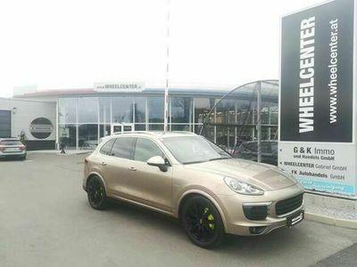 gebraucht Porsche Cayenne S E-Hybrid E- * FACELIFT * PANORAMADACH