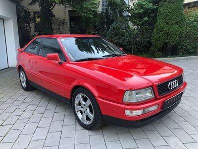 gebraucht Audi 80 Sammlungsauflösung!! Coupe Klima Leder und Cabrio Sportwagen / Coupé