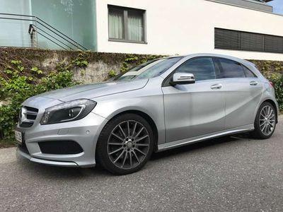 gebraucht Mercedes A250 BlueEfficiency Sport Edition Aut.