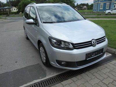 gebraucht VW Touran 4Friends 1,6 BMT TDI DPF DSG