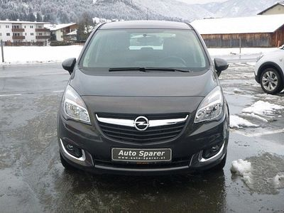 gebraucht Opel Meriva 1,4 Turbo ecoflex Österreich Edition Sta... Kombi / Family Van,