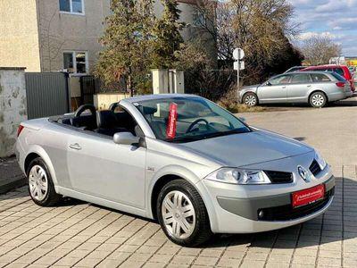 gebraucht Renault Mégane Cabriolet Dynamique *Sitzheizung*Glasdach *Leder*