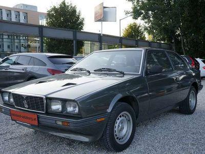gebraucht Maserati Biturbo orig 40tkm KLIMA