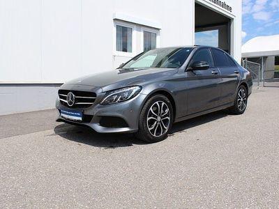 gebraucht Mercedes C220 d 4MATIC Avantgarde Aut.