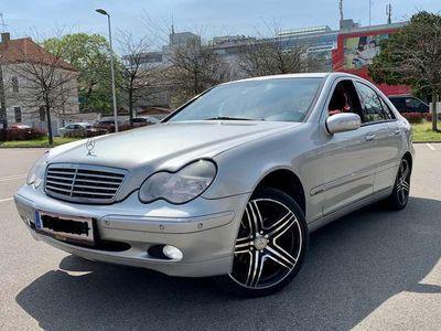 gebraucht Mercedes C200 Elegance CDI Pickerl 07/22 Tausch TOP