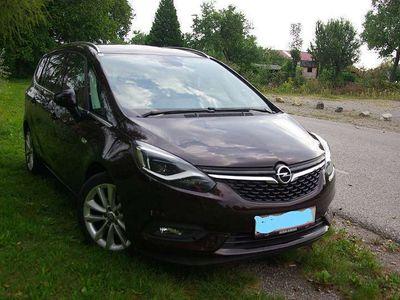 gebraucht Opel Zafira 1,6 CDTI Innovation Kombi / Family Van