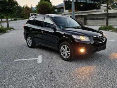 gebraucht Hyundai Santa Fe 2,2 CRDi Premium 4WD