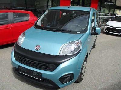 gebraucht Fiat Fiorino Qubo Qubo 1,4 Fire 78 Lounge Kombi / Family Van