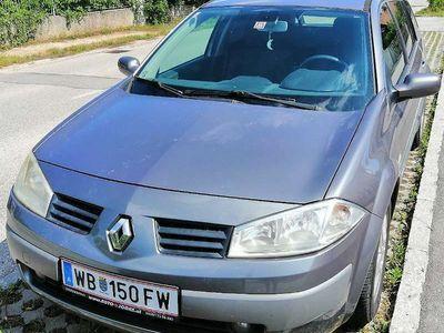 gebraucht Renault Mégane 2,0 16 V Kombi Automatic Kombi / Family Van