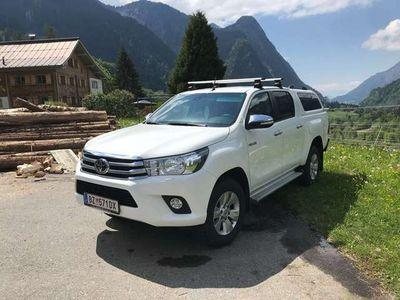 gebraucht Toyota HiLux Hilux2,4D D-4D Active Doppelkabine