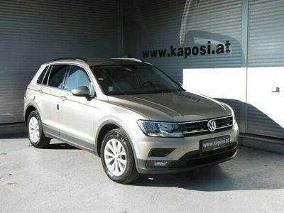 gebraucht VW Tiguan Comfortline 2,0 TDI 4Motion DSG NAVI