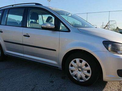 gebraucht VW Touran Klein-/ Kompaktwagen