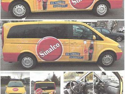 gebraucht Mercedes Viano 2.2 CDI Fun Lang Kombi / Family Van