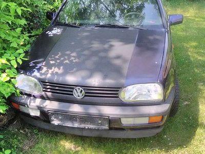 used VW Golf Cabriolet 1.8L Benzin # Tausch möglich# / Roadster,