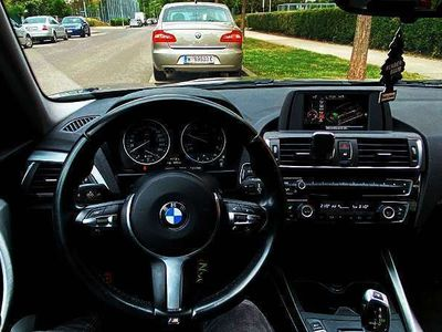 gebraucht BMW 116 1er-Reihe d F20 Advantage Aut. Sport, Ö-Paket Plus Klein-/ Kompaktwagen