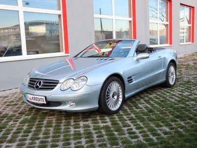 gebraucht Mercedes SL350 Roadster Aut. |LEDER|NAVi|