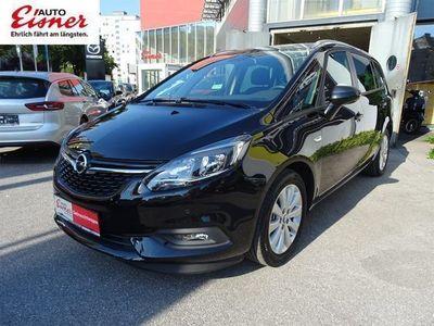 brugt Opel Zafira Österreich Edition 1.6