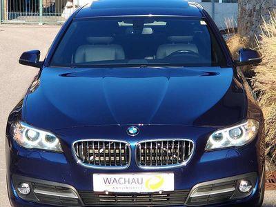 gebraucht BMW 520 Diesel LCI*xDrive Aut.*Navi*Leder*Sportsitze*HK*