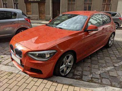 gebraucht BMW 116 1er-Reihe Diesel (F21) Österreich-Paket