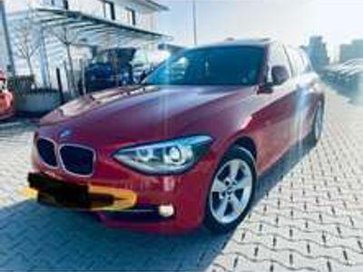 gebraucht BMW 116 1er-Reihe d Sportwagen / Coupé
