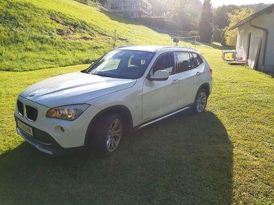 gebraucht BMW X1 xDrive 18d SUV / Geländewagen