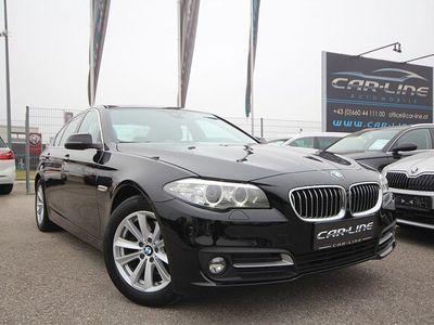 gebraucht BMW 518 d Österreich-Paket Aut.