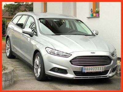 gebraucht Ford Mondeo Traveller Trend 1,6 TDCi Kombi / Family Van