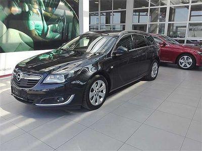 brugt Opel Insignia ST 2,0 CDTI Ecotec Allrad Cosmo Aut. Kombi / Family Van,