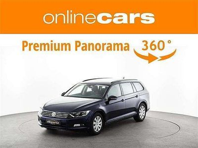 gebraucht VW Passat Variant TL 2,0 TDI NAVI RADAR SHZ MEGAPREIS Kombi / Family Van