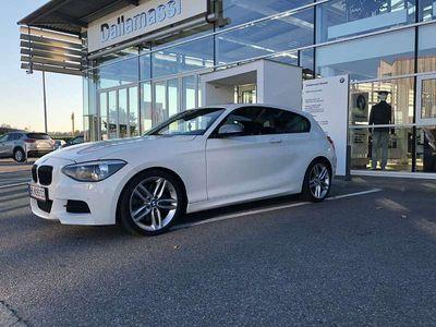 gebraucht BMW M135 1er-Reihe i Aut. *M-Performance* Sportwagen / Coupé