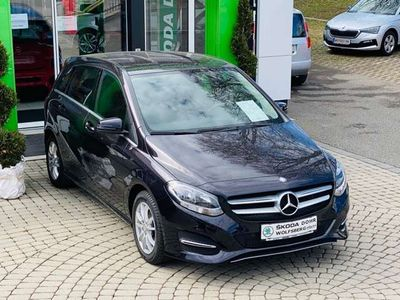 gebraucht Mercedes B180 CDI A-Edition Aut.