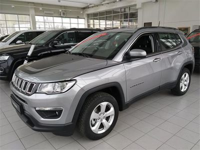 brugt Jeep Compass 2,0 MultiJet II AWD FIRST EDITION