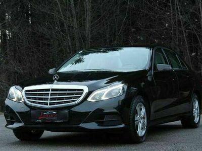 gebraucht Mercedes E220 CDI BlueEfficiency E -Klasse Lim.*AHK*LED*1.Besitz