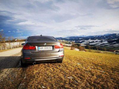 gebraucht BMW 335 xDrive F30 Aut. Klappenausp. M-Paket NP 90000