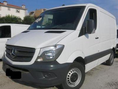gebraucht Mercedes Sprinter 214 BlueTEC Kasten 3250 593011