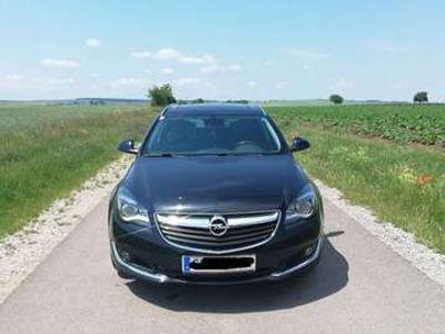 gebraucht Opel Insignia Sports Tourer 1,6 CDTI Ecotec Cosmo Aut.