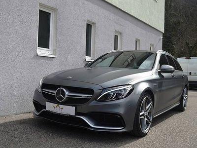 gebraucht Mercedes C63 AMG AMG T Aut. *Designo matt*