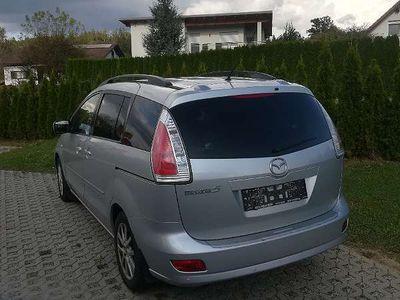 gebraucht Mazda 5 CD143 TX Plus Kombi / Family Van