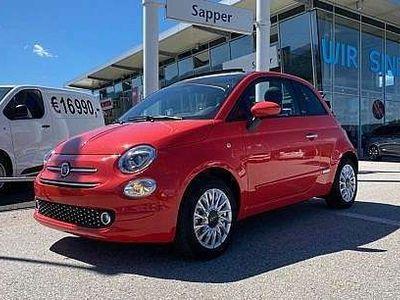 gebraucht Fiat 500C LOUNGE FIREFLY
