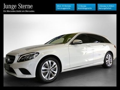 gebraucht Mercedes C200 d T Aut.