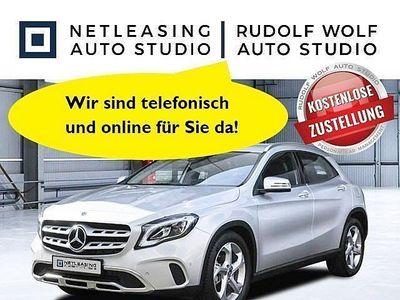 gebraucht Mercedes GLA180 Urban Paket LED/Rückfahrk/Sitzh./Navi/ Tempomat