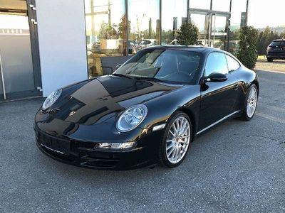 gebraucht Porsche 911 Carrera S Coupé Tiptronic Schiebedach Navi