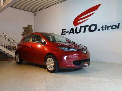gebraucht Renault Zoe R90 41kWh *SONDERMODELL *316KM WLTP *VORSTE... Limousine