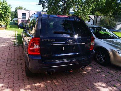 gebraucht Kia Sportage 2.0 crdi 4wd SUV / Geländewagen