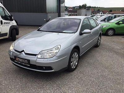 brugt Citroën C5 1,6 HDi SX FAP Limousine,