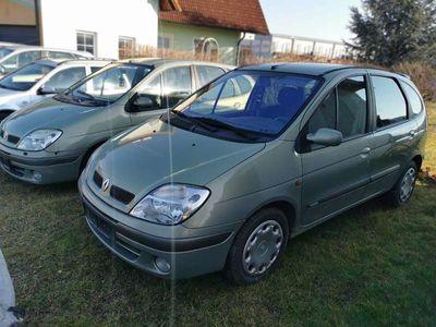 gebraucht Renault Scénic II mal 1.9 dti ohne pickerl Kombi / Family Van