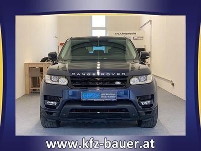 gebraucht Land Rover Range Rover Sport 3,0 SDV6/Hybrid HSE Dynamic Paket